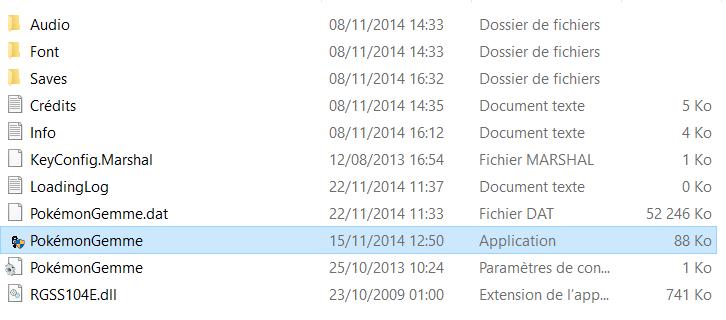 POKEMON 3.2.1 TÉLÉCHARGER GEMME